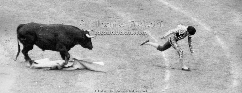 foto artistiche Alberto Fratoni Corrida Spagna