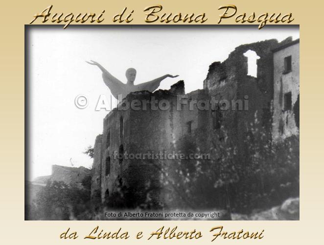Buona Pasqua da Linda e Alberto Fratoni